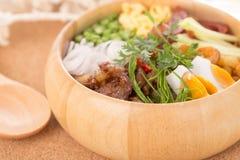 γαρίδες ρυζιού συρραφών &tau Στοκ Φωτογραφία