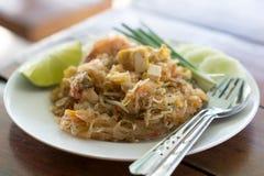 γαρίδες Ταϊλανδός μαξιλα Στοκ Εικόνες