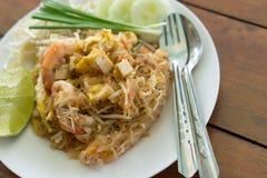 γαρίδες Ταϊλανδός μαξιλα Στοκ φωτογραφία με δικαίωμα ελεύθερης χρήσης