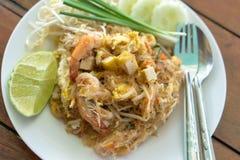 γαρίδες Ταϊλανδός μαξιλα Στοκ Εικόνα