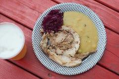 Γαστρονομικά τρόφιμα οδών Στοκ εικόνα με δικαίωμα ελεύθερης χρήσης