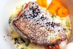 Γαστρονομικά τρόφιμα ψαριών Στοκ φωτογραφία με δικαίωμα ελεύθερης χρήσης