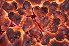 Γαστρονομική πίτα μούρων Στοκ Εικόνες