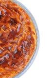 Γαστρονομική πίτα μούρων Στοκ Εικόνα