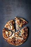 Γαστρονομική πίτσα Στοκ εικόνα με δικαίωμα ελεύθερης χρήσης