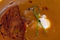 γαστρονομικό γεύμα Στοκ εικόνες με δικαίωμα ελεύθερης χρήσης