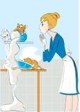 γατάκια απεικόνιση αποθεμάτων