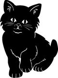γατάκι ελεύθερη απεικόνιση δικαιώματος