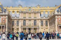 Γαλλία Βερσαλλίες Στοκ Φωτογραφίες