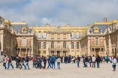 Γαλλία Βερσαλλίες Στοκ εικόνες με δικαίωμα ελεύθερης χρήσης