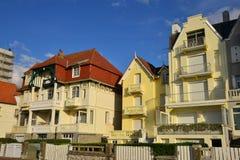 Γαλλία, γραφική πόλη LE Touquet στο Nord-Pas-de-Calais Στοκ φωτογραφία με δικαίωμα ελεύθερης χρήσης