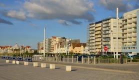 Γαλλία, γραφική πόλη LE Touquet στο Nord-Pas-de-Calais Στοκ εικόνα με δικαίωμα ελεύθερης χρήσης
