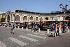 Γαλλία, η γραφική αγορά των Βερσαλλιών Στοκ εικόνα με δικαίωμα ελεύθερης χρήσης