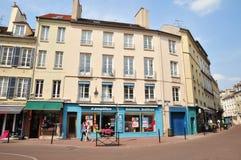Γαλλία, η γραφική πόλη Αγίου Ζερμαίν EN Laye Στοκ Φωτογραφίες