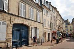 Γαλλία, η γραφική πόλη Αγίου Ζερμαίν EN Laye Στοκ Εικόνες