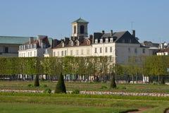 Γαλλία, η γραφική πόλη Αγίου Ζερμαίν EN Laye Στοκ Εικόνα