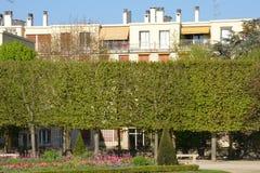 Γαλλία, η γραφική πόλη Αγίου Ζερμαίν EN Laye Στοκ φωτογραφία με δικαίωμα ελεύθερης χρήσης