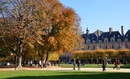 Γαλλία, η γραφική πόλη του Παρισιού Στοκ φωτογραφία με δικαίωμα ελεύθερης χρήσης