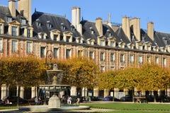 Γαλλία, η γραφική πόλη του Παρισιού Στοκ εικόνες με δικαίωμα ελεύθερης χρήσης