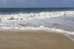 Γαλλία, Μαρτινίκα, παραλία Salines σε Sainte Anne Στοκ εικόνα με δικαίωμα ελεύθερης χρήσης