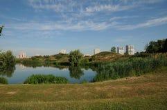 Γαλλία, πάρκο Sautour σε Les Mureaux Στοκ εικόνες με δικαίωμα ελεύθερης χρήσης