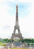 Γαλλία Παρίσι Εκλεκτής ποιότητας απεικόνιση με τον πύργο του Άιφελ Στοκ Εικόνα