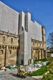 Γαλλία, το γραφικό κάστρο Αγίου Ζερμαίν EN Laye  Στοκ Εικόνες