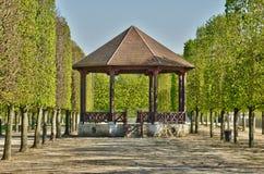 Γαλλία, το γραφικό πάρκο κάστρων Αγίου Ζερμαίν EN Laye Στοκ Φωτογραφία
