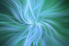 Γαλαζοπράσινα χρωματισμένα αφηρημένα σχέδια Φύση Healinh έννοιας Στοκ Εικόνα