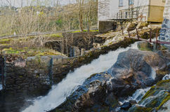 Γαλακτώδες νερού Στοκ φωτογραφίες με δικαίωμα ελεύθερης χρήσης