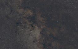 Γαλακτώδης τρόπος: Το σύννεφο αστεριών Scutum Στοκ Φωτογραφίες
