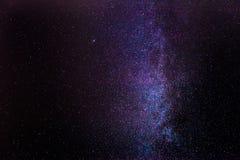 Γαλακτώδης τρόπος Στοκ φωτογραφία με δικαίωμα ελεύθερης χρήσης