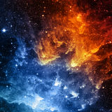 Γαλαξίας - στοιχεία αυτής της εικόνας που εφοδιάζεται από τη NASA στοκ εικόνα με δικαίωμα ελεύθερης χρήσης