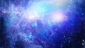 Γαλαξίας στο διάστημα, ομορφιά του κόσμου, μαύρη τρύπα Στοιχεία που εφοδιάζονται από τη NASA Στοκ Εικόνες