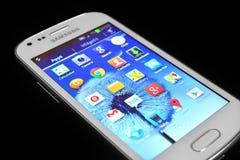Γαλαξίας της Samsung Στοκ εικόνες με δικαίωμα ελεύθερης χρήσης