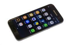 Γαλαξίας της Samsung S7 Στοκ Εικόνα
