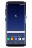 Γαλαξίας της Samsung S8 Στοκ φωτογραφίες με δικαίωμα ελεύθερης χρήσης