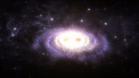 γαλαξίας απόθεμα βίντεο