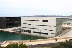 Γαλλικά μουσεία στη Μασσαλία Στοκ Εικόνες