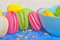 Γαλλικά μπισκότα Στοκ εικόνα με δικαίωμα ελεύθερης χρήσης