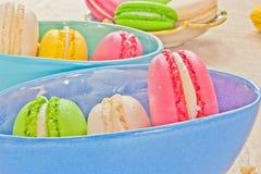 Γαλλικά μπισκότα Στοκ Εικόνα