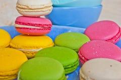 Γαλλικά μπισκότα Στοκ Εικόνες
