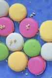 Γαλλικά μπισκότα Στοκ Φωτογραφία