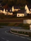 Γαλλικά σπίτια Tipical Στοκ φωτογραφία με δικαίωμα ελεύθερης χρήσης