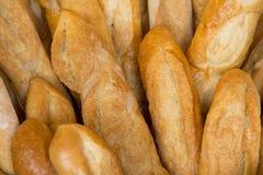 Γαλλικά ψωμιά Στοκ Εικόνα