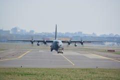 Γαλλική άποψη αεροπλάνων Πολεμικής Αεροπορίας Στοκ Εικόνες