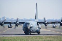 Γαλλική άποψη αεροπλάνων Πολεμικής Αεροπορίας Στοκ εικόνες με δικαίωμα ελεύθερης χρήσης