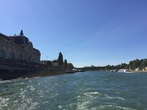 Γαλλική άποψη Στοκ εικόνες με δικαίωμα ελεύθερης χρήσης