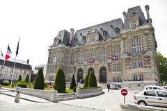 Γαλλική αίθουσα πόλεων οικοδόμησης αρχιτεκτονικής των Βερσαλλιών Παρίσι στοκ εικόνες με δικαίωμα ελεύθερης χρήσης