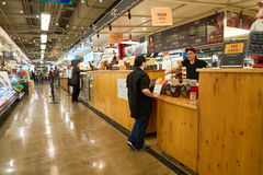 Γαλλική αγορά του Σικάγου Στοκ εικόνα με δικαίωμα ελεύθερης χρήσης